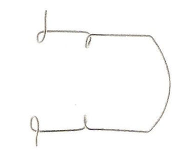Picture of Nasal Wire Speculum